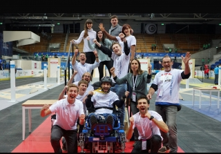 HSR Enhanced Cybathlon Team2