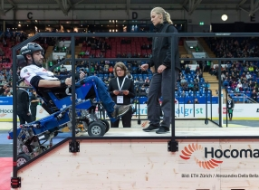 HSR Enhanced Cybathlon Treppe. mit Quelle quadratisch